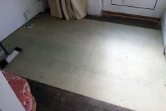 Floor midway.